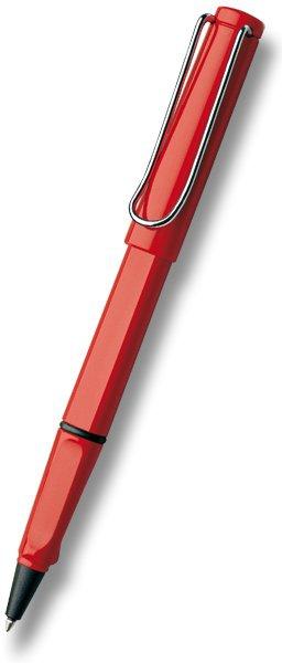Psací potřeby - Lamy Safari Shiny Red roller