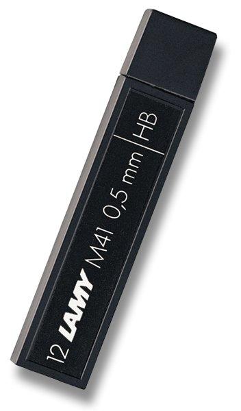 Psací potřeby - Lamy tuhy M 41 HB 12 ks 0,5 mm