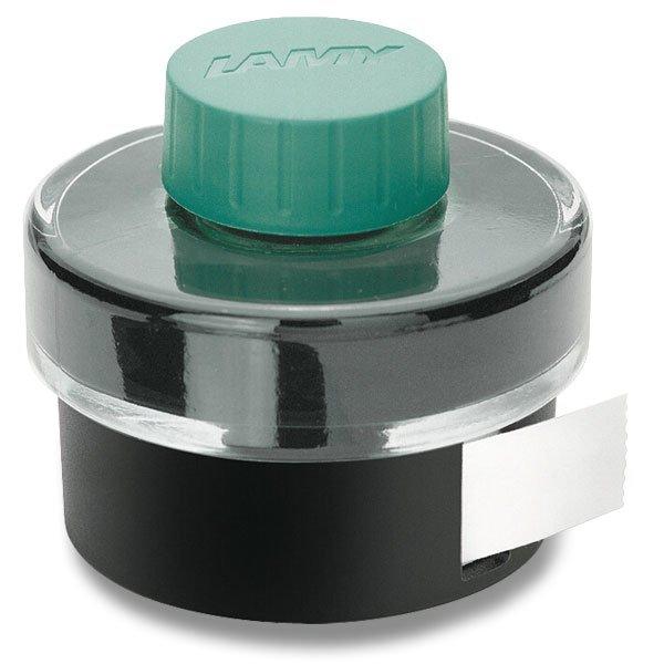 Psací potřeby - Lamy lahvičkový inkoust T52 tyrkysový