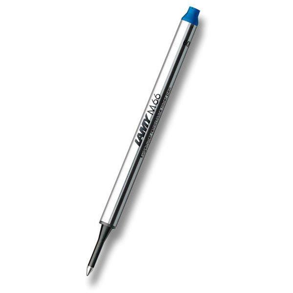 Psací potřeby - Lamy náplň do rollerů M 66 modrá