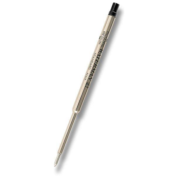 Psací potřeby - Náplň Waterman do kuličkové tužky černá