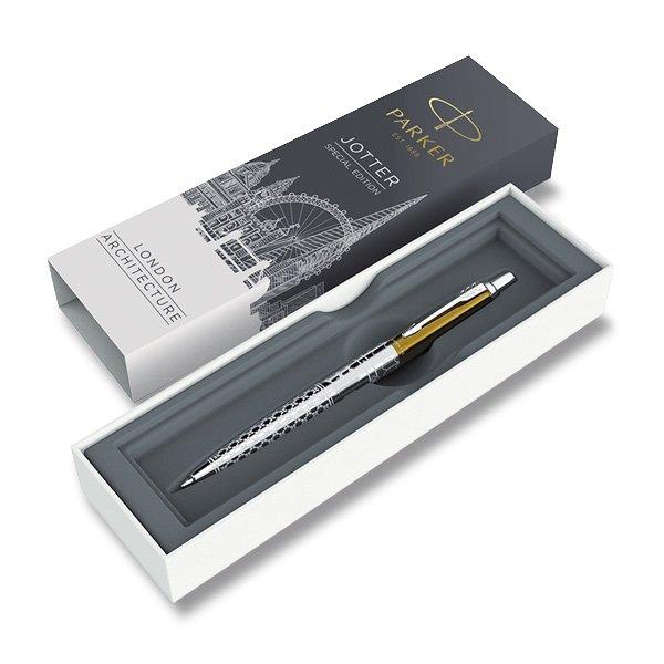 Psací potřeby - Parker Jotter London Bronze Gothic kuličková tužka
