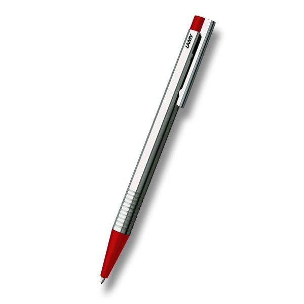 Psací potřeby - Lamy Logo Red kuličková tužka