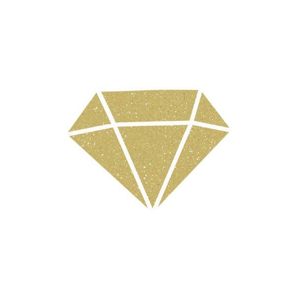 Školní a výtvarné potřeby - Diamantová barva Aladine Izink zlatá