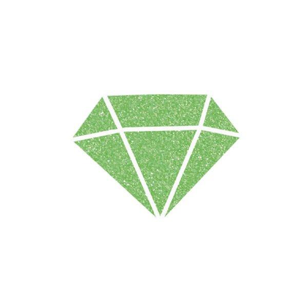 Školní a výtvarné potřeby - Diamantová barva Aladine Izink světle zelená