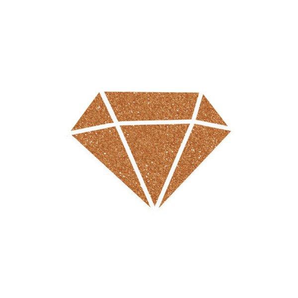 Školní a výtvarné potřeby - Diamantová barva Aladine Izink měděná