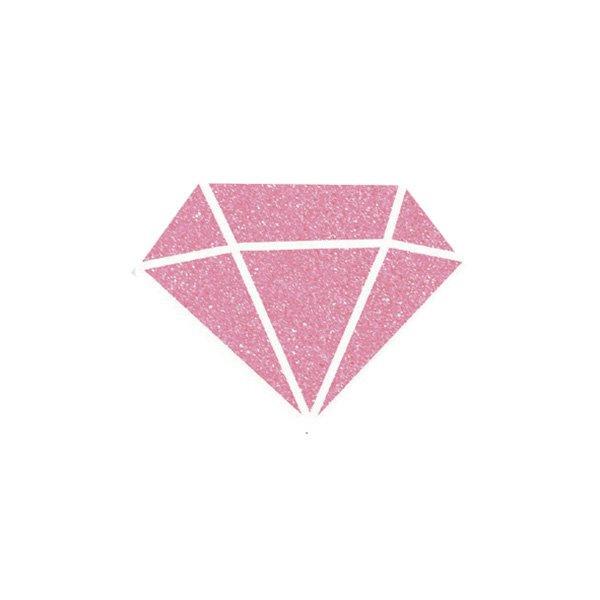 Školní a výtvarné potřeby - Diamantová barva Aladine Izink růžová