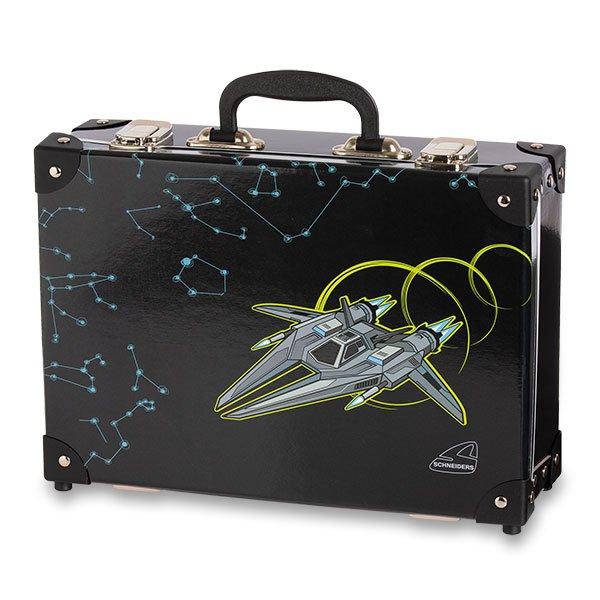 Školní a výtvarné potřeby - Dětský kufřík Schneiders Spaceship