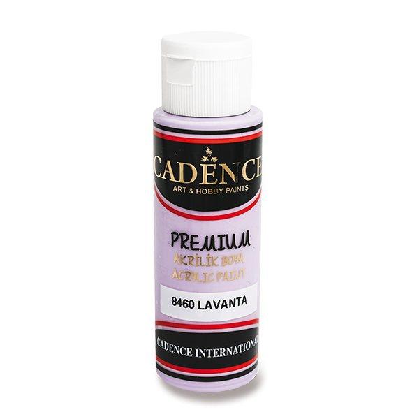 Školní a výtvarné potřeby - Akrylové barvy Cadence Premium levandulová