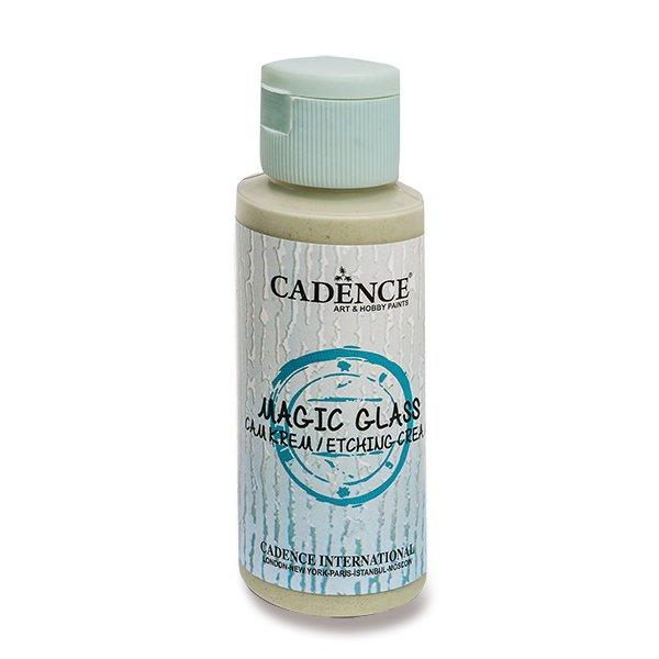 Školní a výtvarné potřeby - Leptací médium na sklo Cadence Magic glass 59 ml