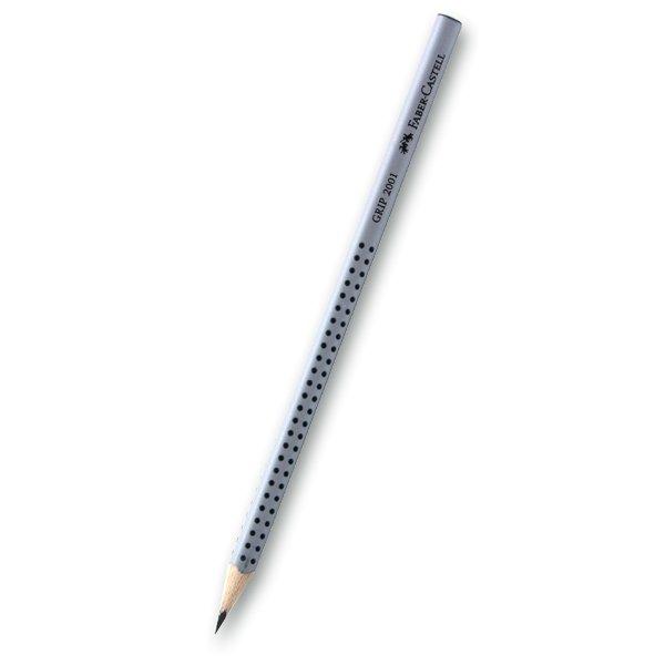Psací potřeby - Grafitová tužka Faber-Castell Grip 2001 tvrdost HB (číslo 2,5)