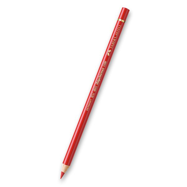 Psací potřeby - Pastelka Faber-Castell Polychromos - červené a růžové odstíny 118