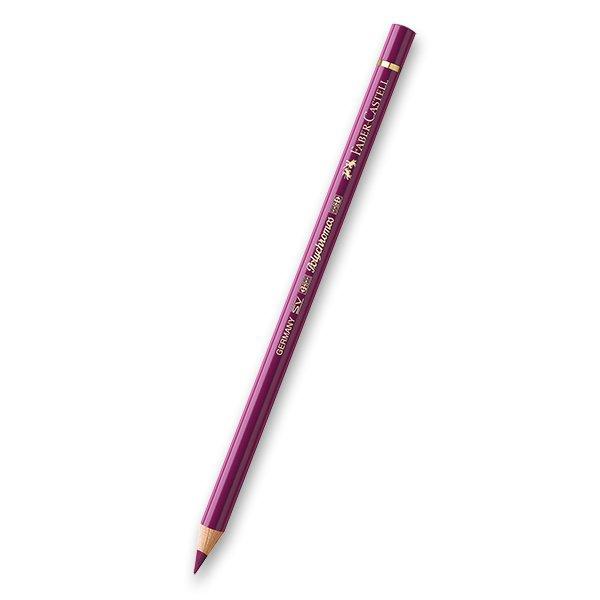 Psací potřeby - Pastelka Faber-Castell Polychromos - červené a růžové odstíny 133