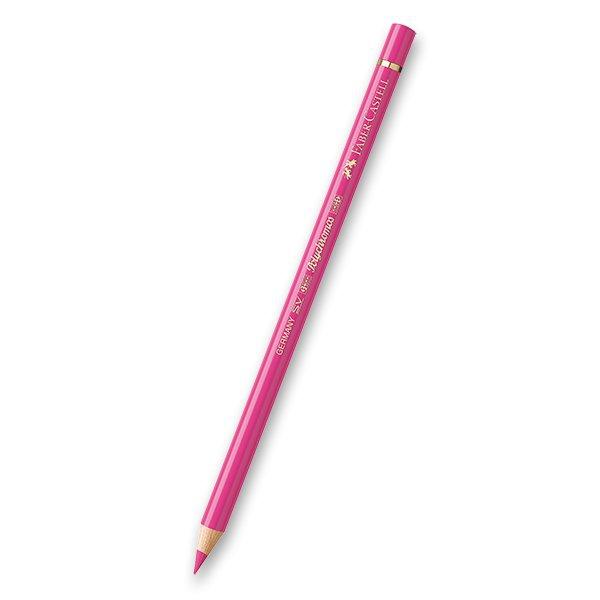 Psací potřeby - Pastelka Faber-Castell Polychromos - červené a růžové odstíny 128