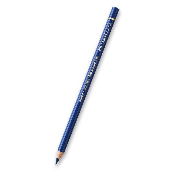 Psací potřeby - Pastelka Faber-Castell Polychromos - modré odstíny 151