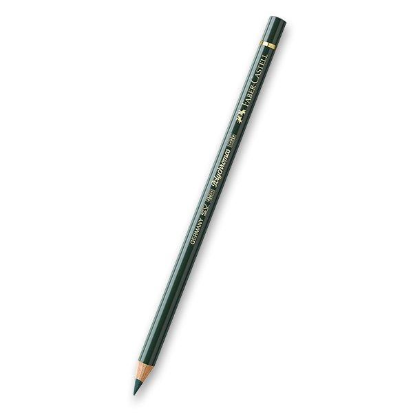 Psací potřeby - Pastelka Faber-Castell Polychromos - zelené odstíny 278