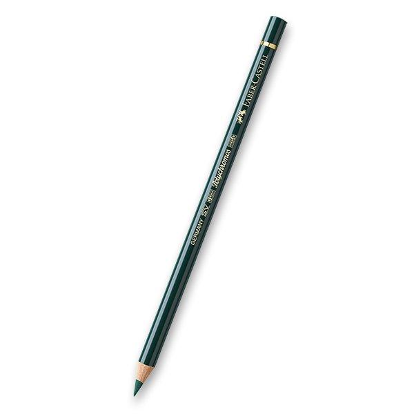 Psací potřeby - Pastelka Faber-Castell Polychromos - zelené odstíny 267