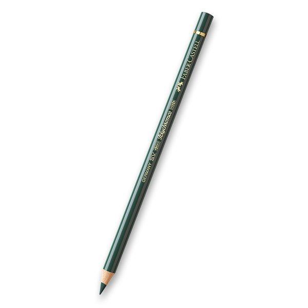 Psací potřeby - Pastelka Faber-Castell Polychromos - zelené odstíny 165