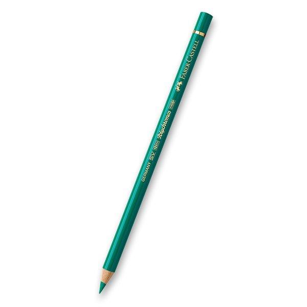 Psací potřeby - Pastelka Faber-Castell Polychromos - zelené odstíny 161