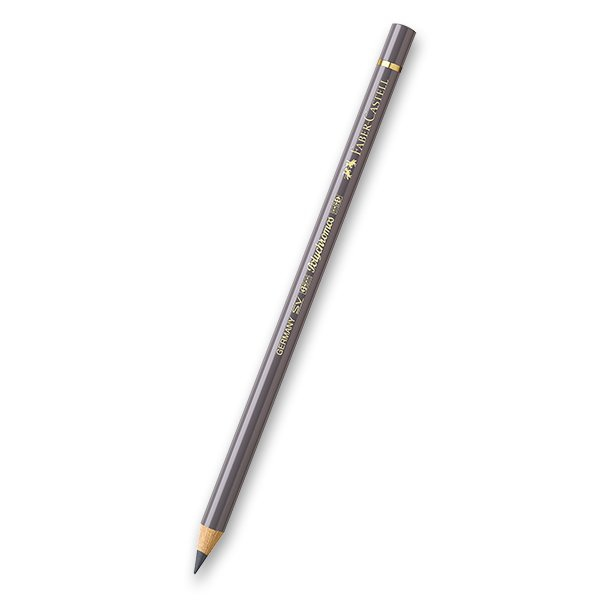 Psací potřeby - Pastelka Faber-Castell Polychromos - černé a šedé odstíny 274