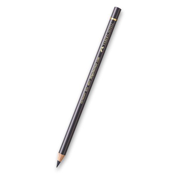 Psací potřeby - Pastelka Faber-Castell Polychromos - černé a šedé odstíny 275