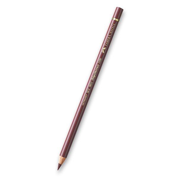 Psací potřeby - Pastelka Faber-Castell Polychromos - hnědé a metalické odstíny 169