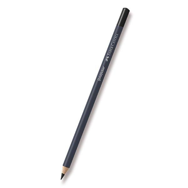 Psací potřeby - Pastelka Faber-Castell Goldfaber - černé a šedé odstíny 199