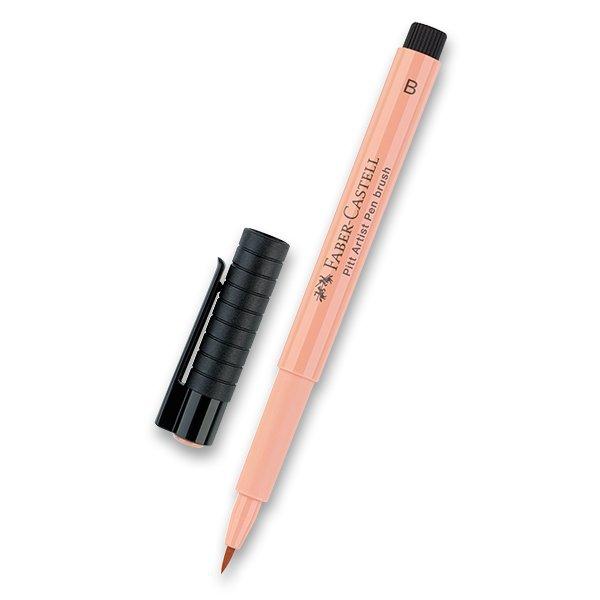 Psací potřeby - Popisovač Faber-Castell Pitt Artist Pen Brush - červené a růžové odstíny 132