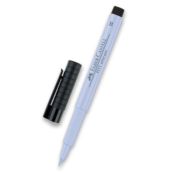 Psací potřeby - Popisovač Faber-Castell Pitt Artist Pen Brush - modré odstíny 220