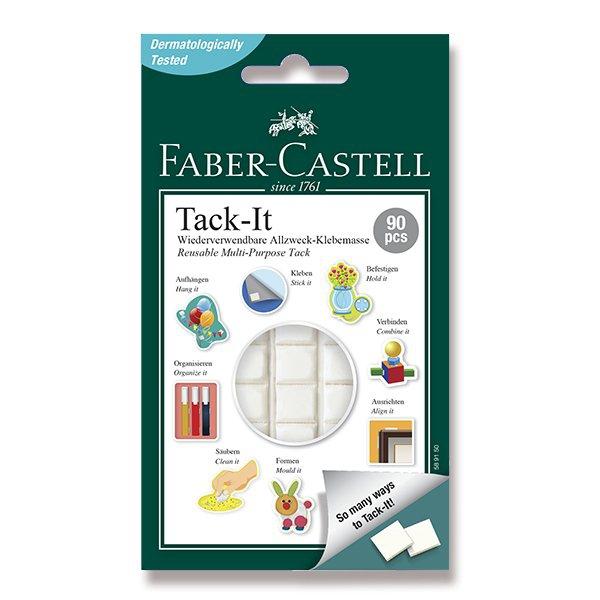 Psací potřeby - Lepicí hmota Faber-Castell Tack-it 50 g