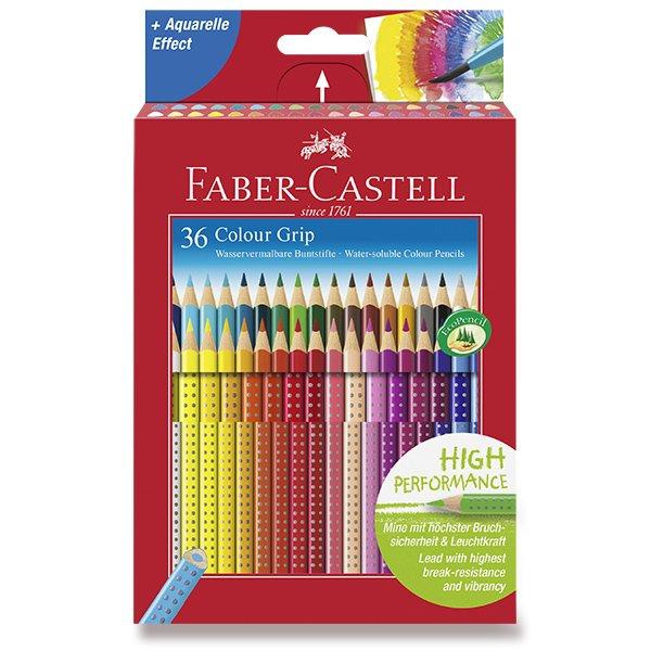 Psací potřeby - Pastelky Faber-Castell Grip 2001 36 barev