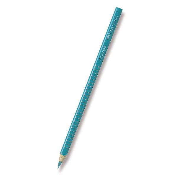 Psací potřeby - Pastelka Faber-Castell Grip 2001 - zelené odstíny 56