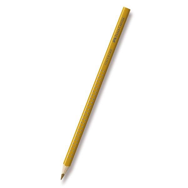 Psací potřeby - Pastelka Faber-Castell Grip 2001 - hnědé a metalické odstíny 183