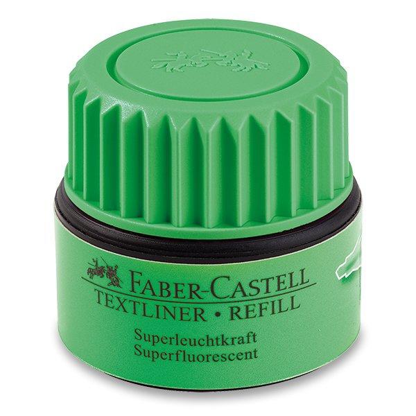 Psací potřeby - Náplň Faber-Castell Texliner 1549 zelená