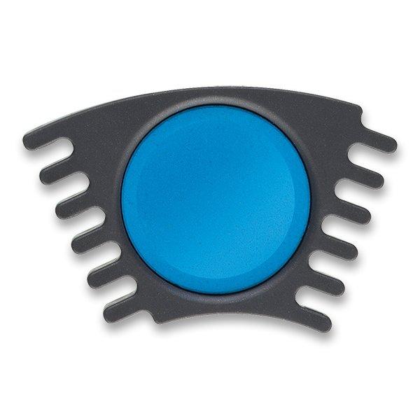 Psací potřeby - Vodová barva Faber-Castell Connector azurová