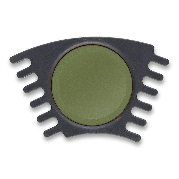Psací potřeby - Vodová barva Faber-Castell Connector olivov. zelená
