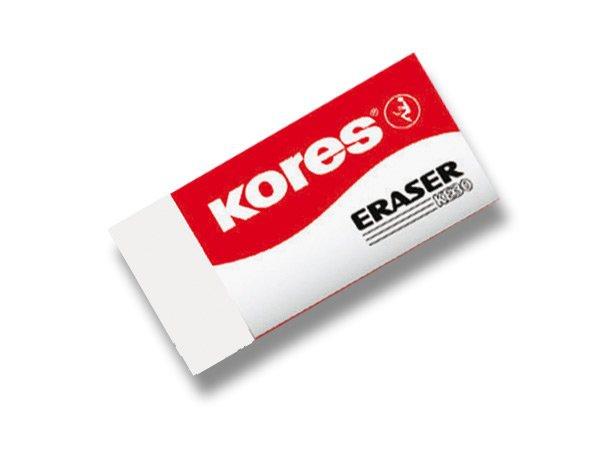 Psací potřeby - Pryž Kores Eraser 30 na tužku