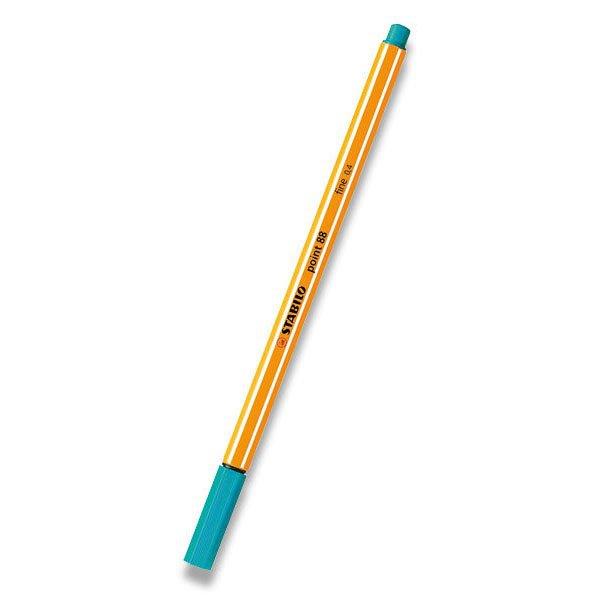 Psací potřeby - Liner Stabilo Point 88 tyrkysový
