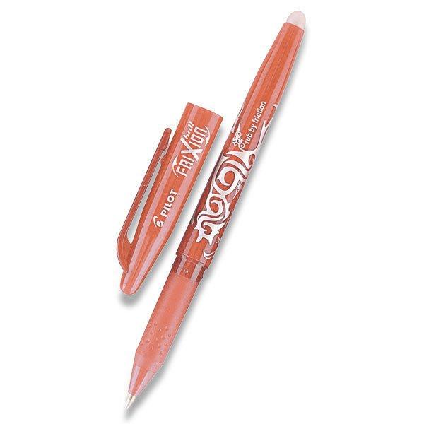 Psací potřeby - Roller Pilot 2064 FriXion 07 oranžový