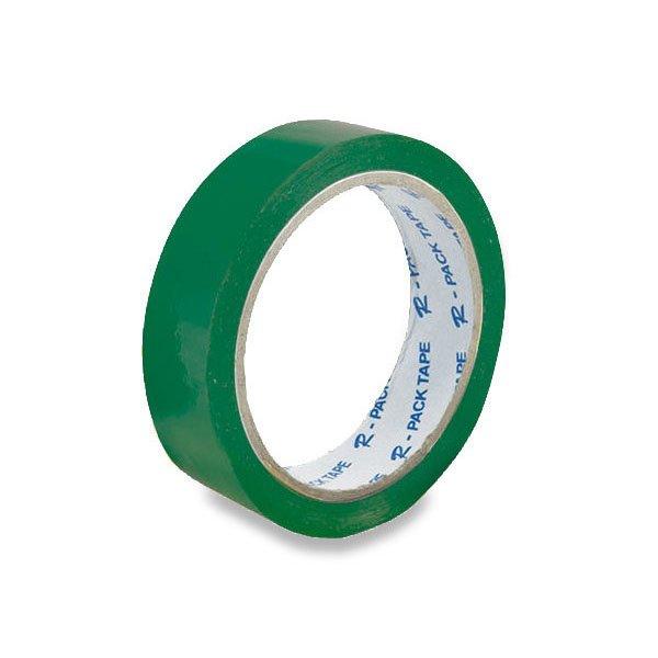 Obalový materiál drogerie - Samolepicí páska Rears Pack zelená