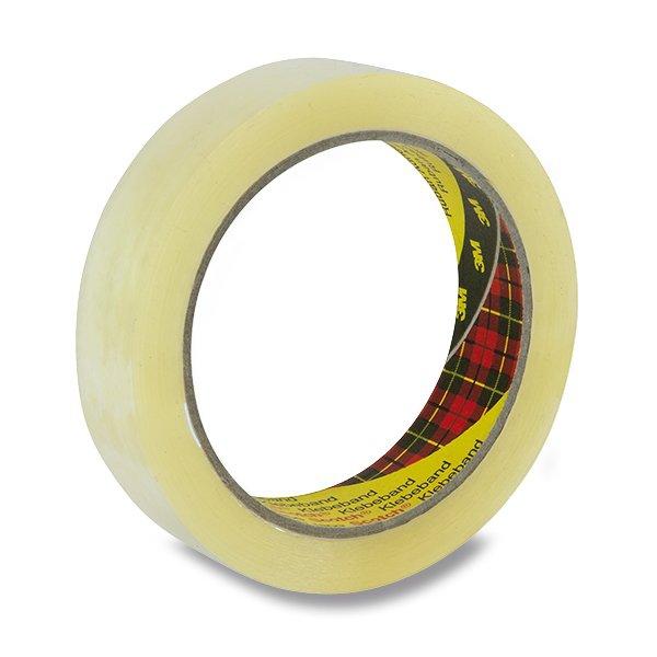 Obalový materiál drogerie - Samolepicí páska Tartan transparentní