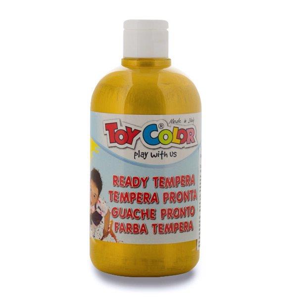 Školní a výtvarné potřeby - Temperová barva Ready Tempera zlatá