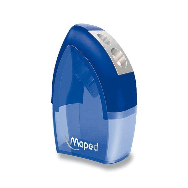 Kancelářské potřeby - Ořezávátko Maped Tonic Metal - s odpadní nádobkou 2 otvory
