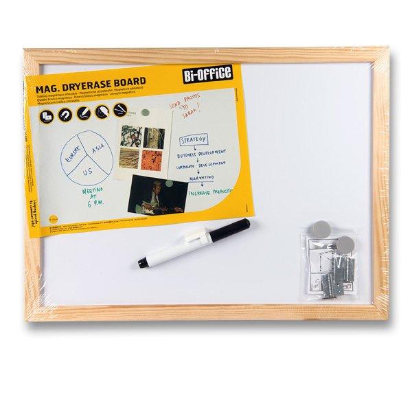 Kancelářské potřeby - Magnetická tabule Bi-Office 60 x 40 cm