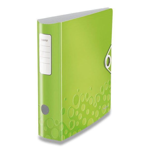 Třídění a archivace - Pákový pořadač Leitz Wow zelený