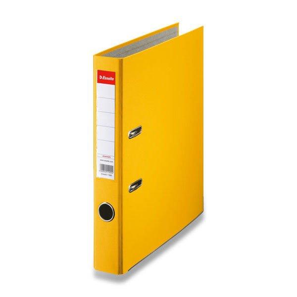 Třídění a archivace - Pákový pořadač Esselte Economy žlutý