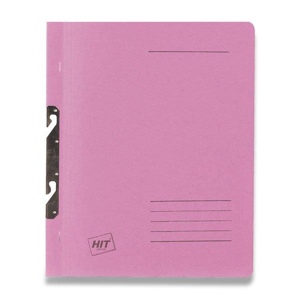 Třídění a archivace - Závěsný rychlovazač Hit Office Hit RZC růžový