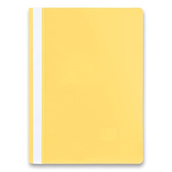 Třídění a archivace - Rychlovazač PP - A4 žlutý