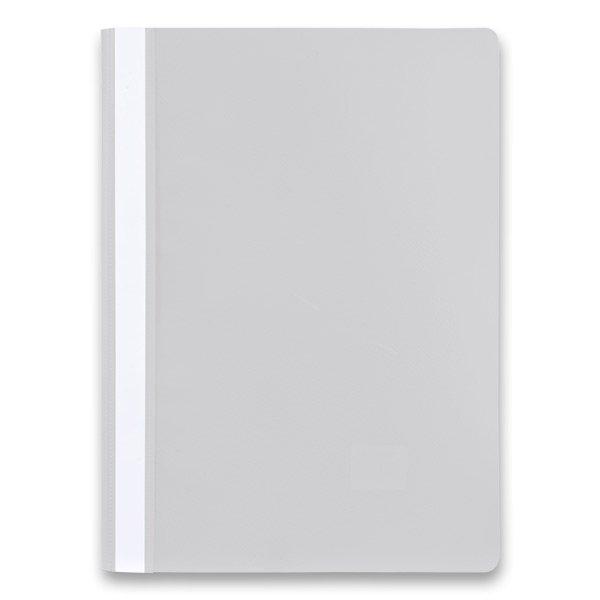 Třídění a archivace - Rychlovazač PP - A4 světle šedý