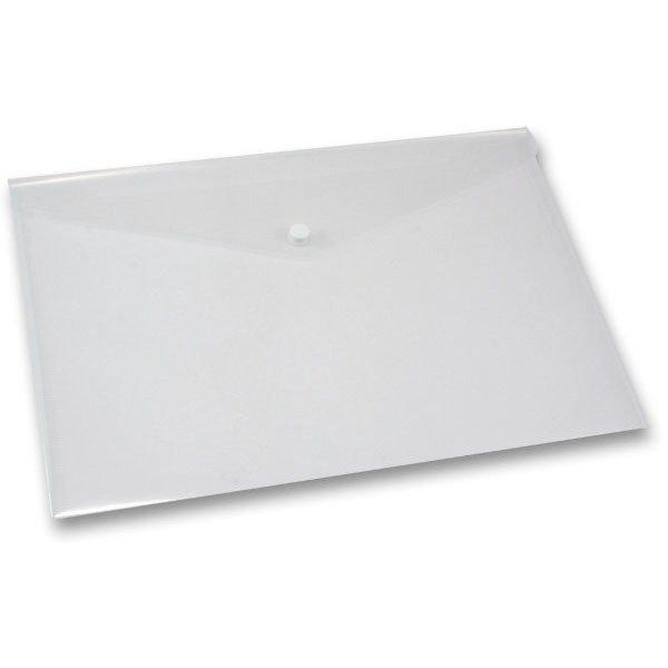 Třídění a archivace - Spisovka s drukem FolderMate Clear průhledná, A4